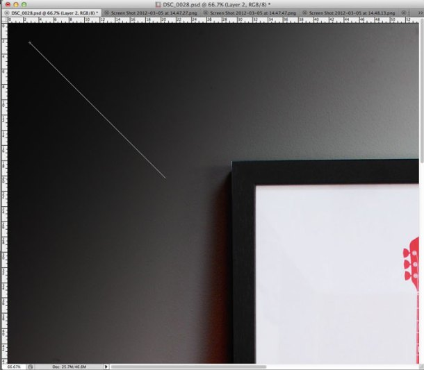 Add a gradient