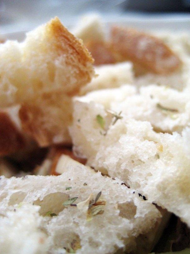Sour dough bread - food photography