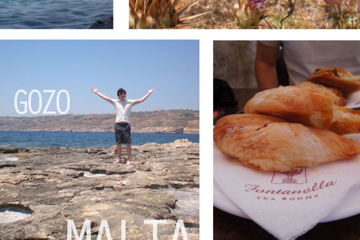Malta photo collage