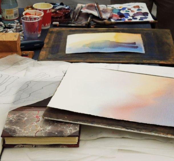 Work in progress - Ali Yanya