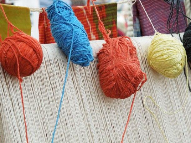 Yarn wool