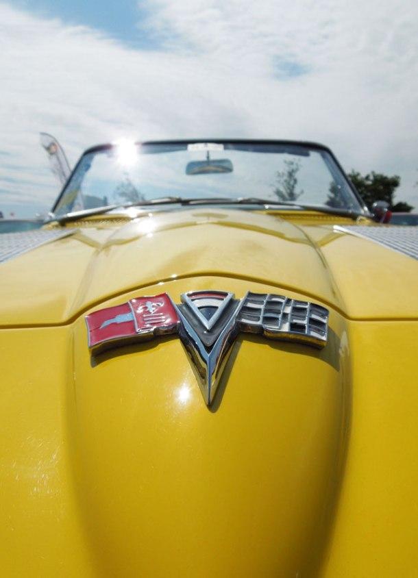 Chevvy Corvette