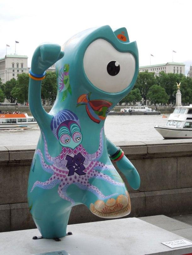 London Mascot