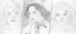 Nanny's drawings