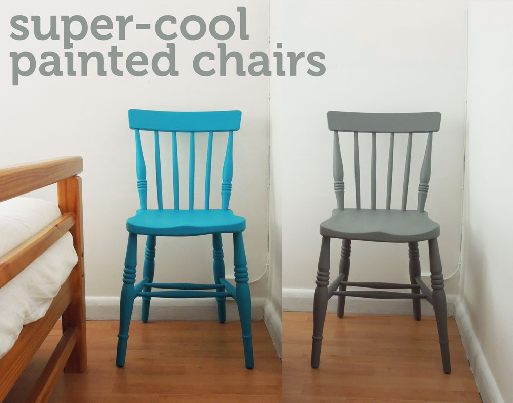 How To Revamp An Old Wooden Chair Thisisknockout