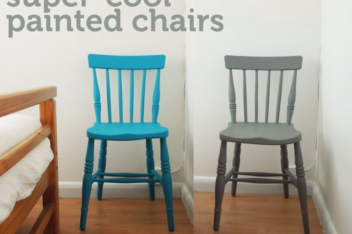 super-cool-painted-chairs