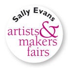 Sally Evans artists and makers fairs