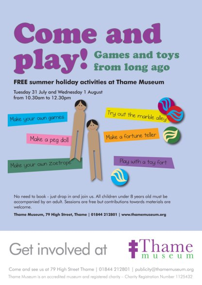 summer-activities-A4 Thame museum