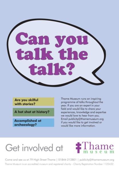 talk-the-talk thame museum