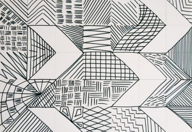 pattern and mark making