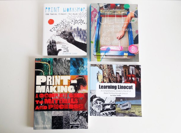 favourite printmking books