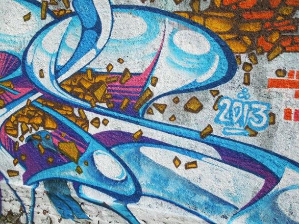 Graffiti Ljublijana