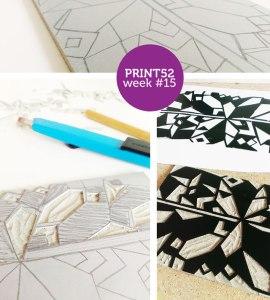 print 52 linoprint