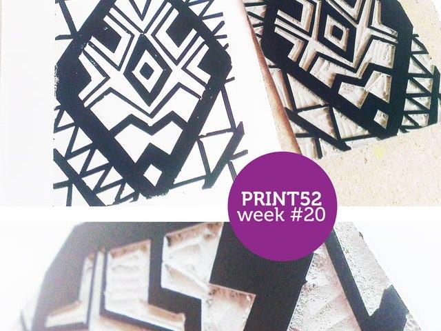 linoprint project