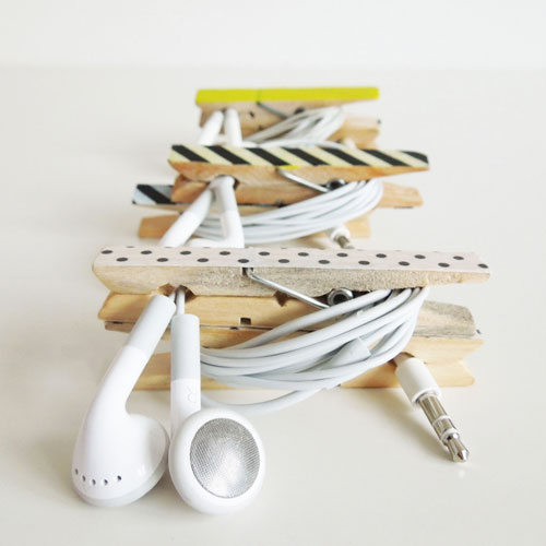 make a cable tidy