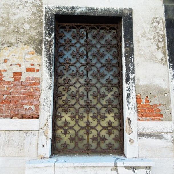 window grate venice