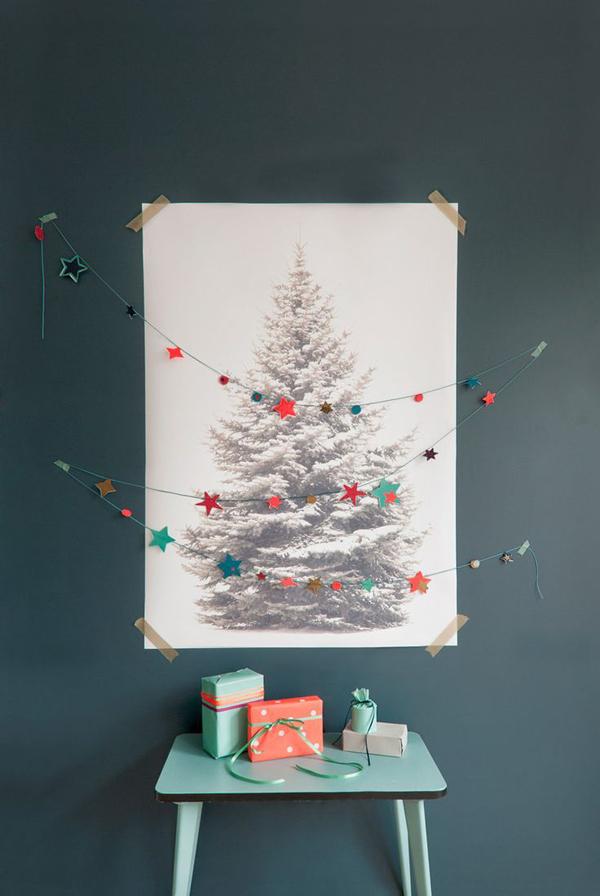 unusual christmas tree