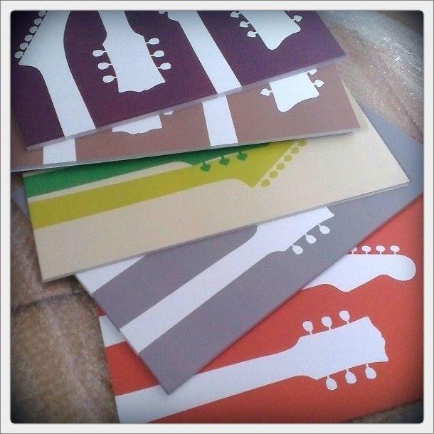 guitar prints