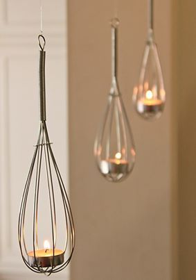 whisk tealights