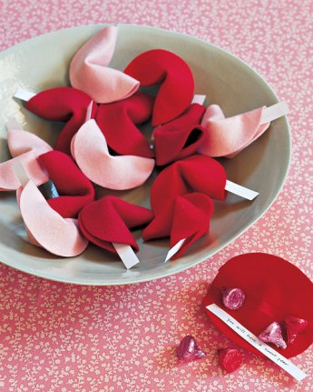 craft fortune cookies